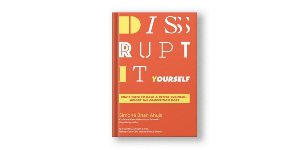 libri sulla leadership - disrupt it yourself - simone ahuja