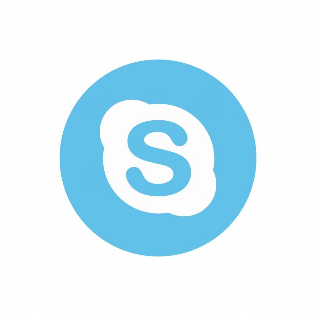 icona di skype