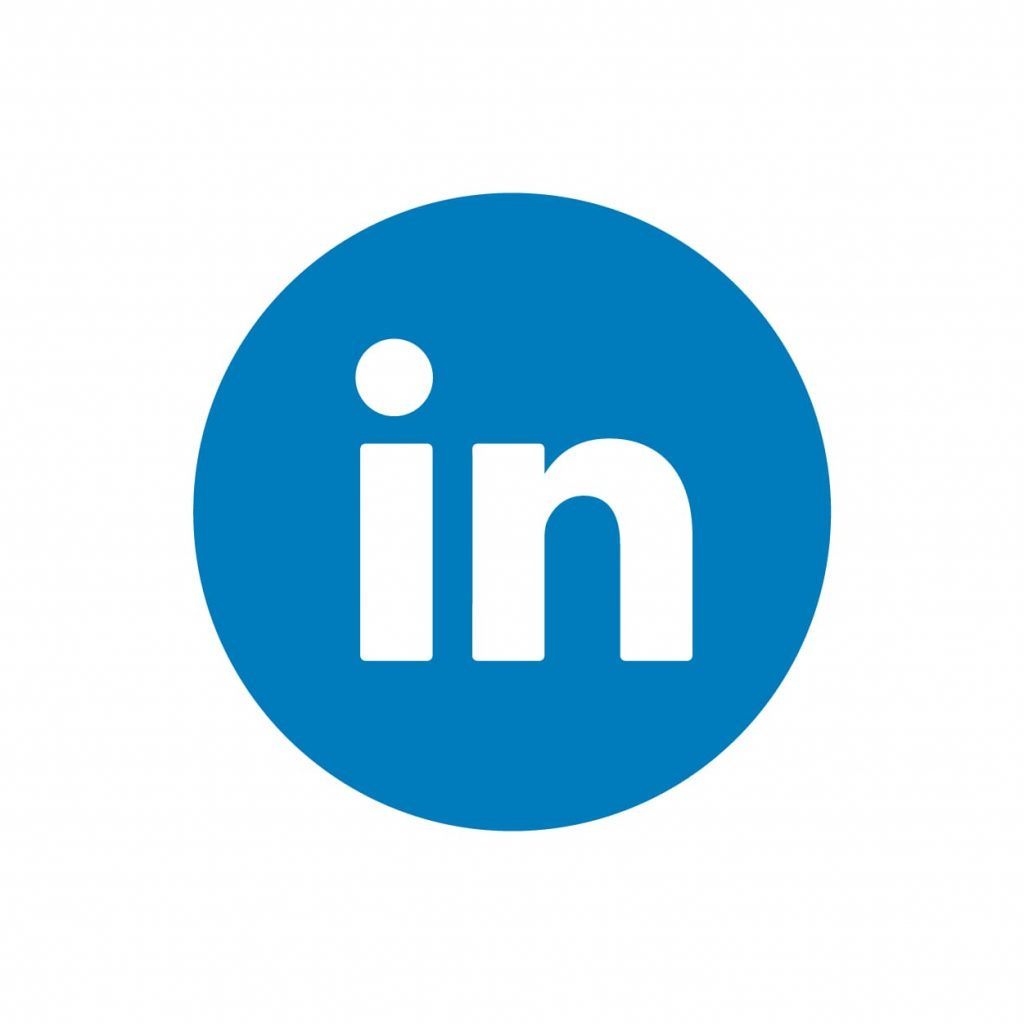 icona di linkedin