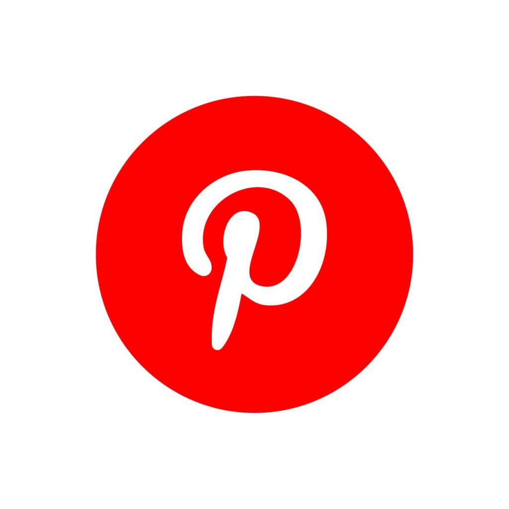 icona di pinterest