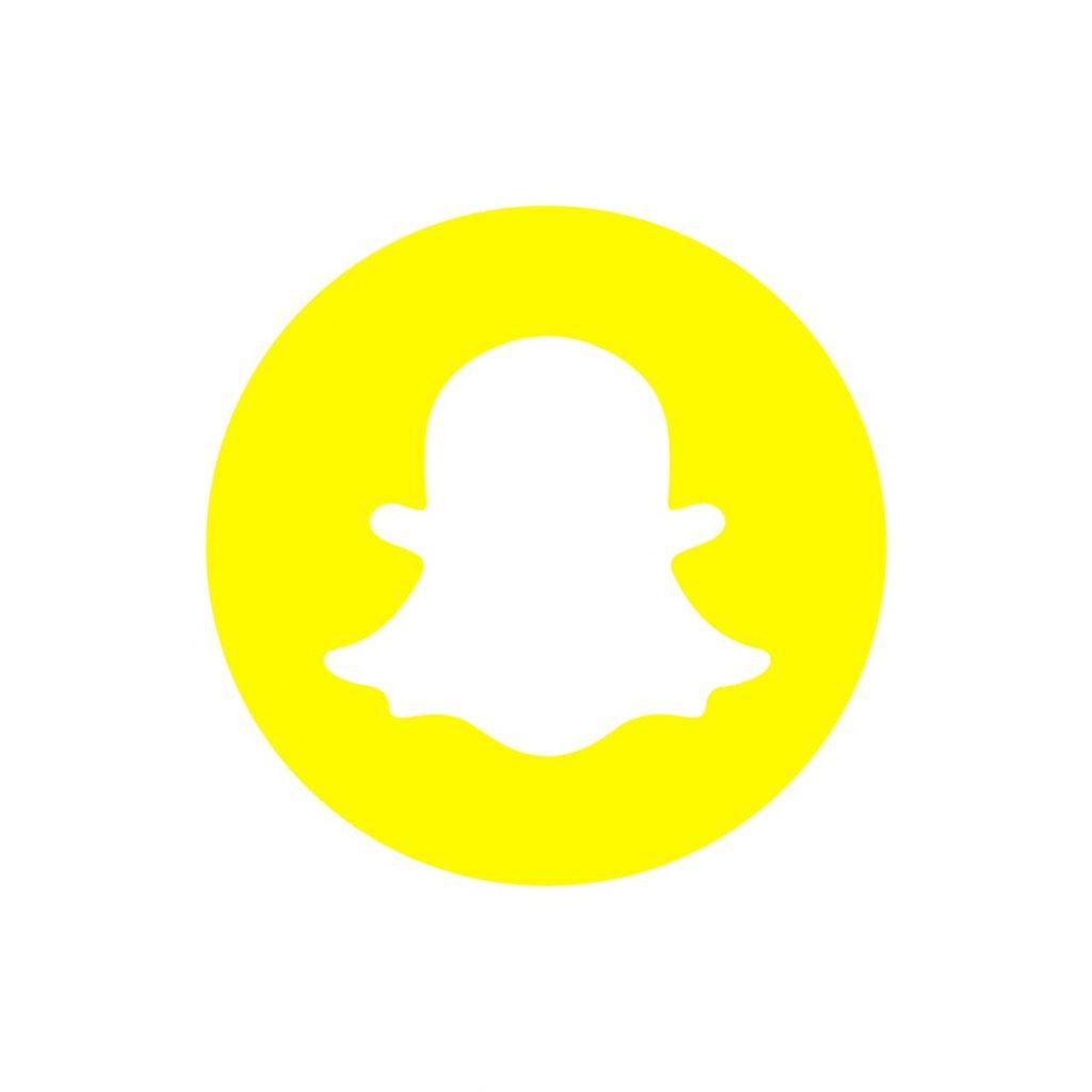 icona di snapchat