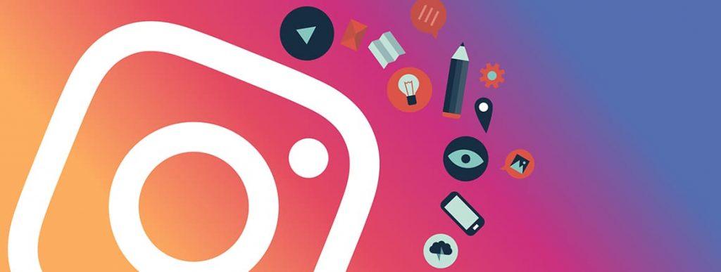 piano editoriale per i social media - logo instagram