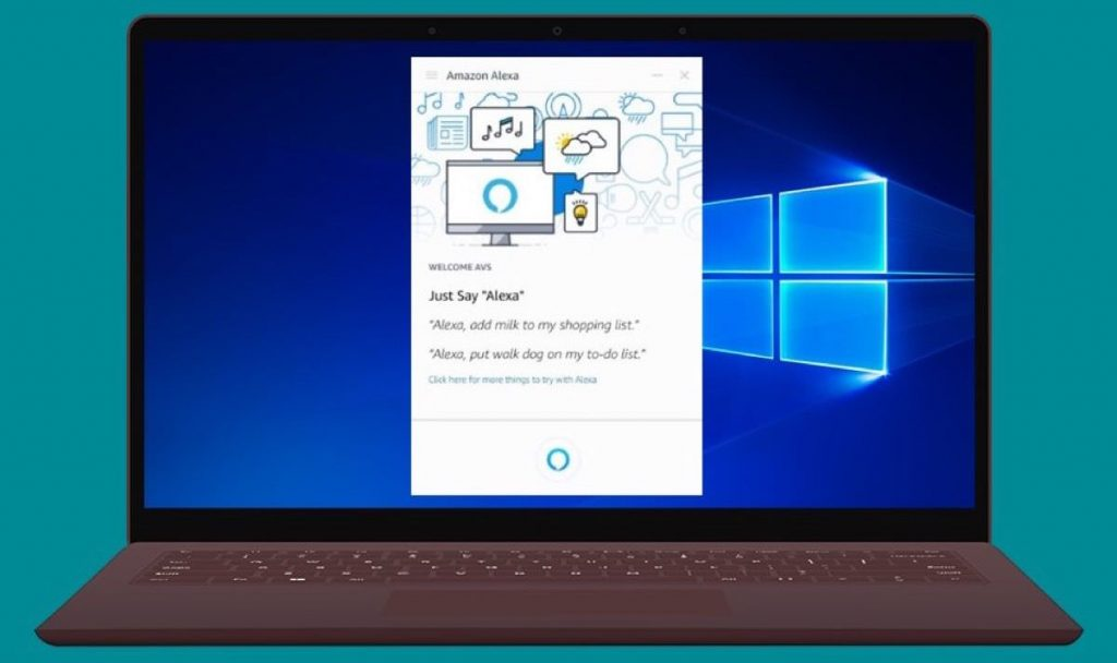 Alexa e Windows 10, l'integrazione su PC dell'assistente vocale di Amazon