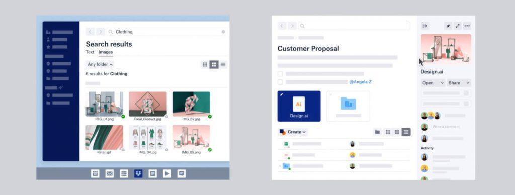 Dropbox Spaces è la nuova cartella condivisa dedicata al lavoro delle imprese