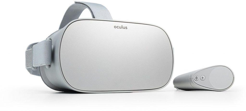 Le nuove cuffie Oculus VR per il gaming