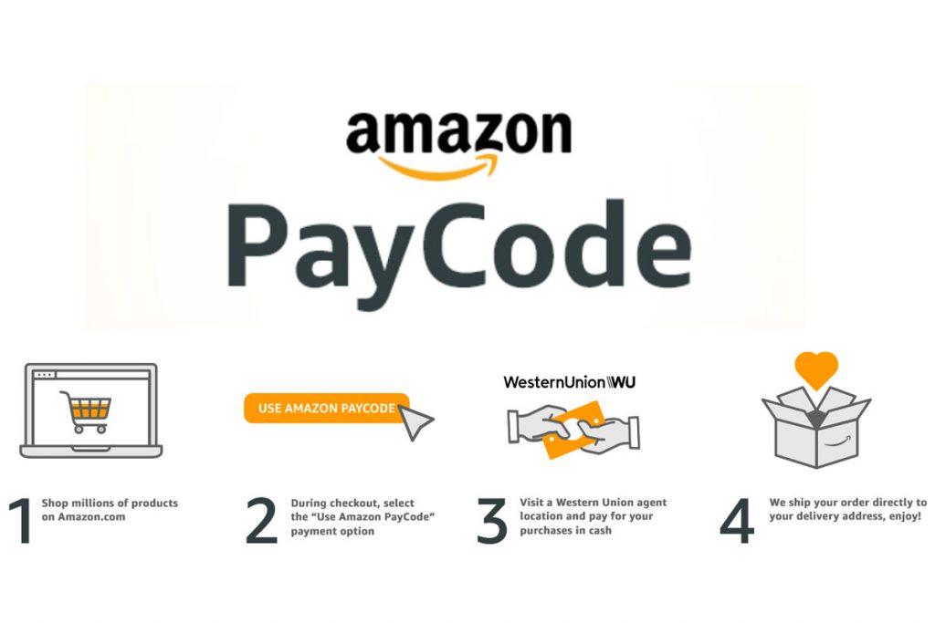 Amazon introduce il pagamento in contanti sul sito con il servizio PayCode