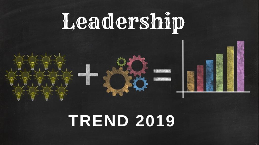trend di leadership 2019