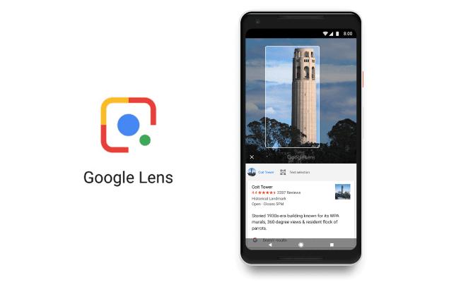 Google lens copertina