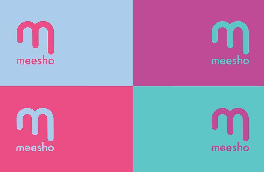 Logo di Meesho