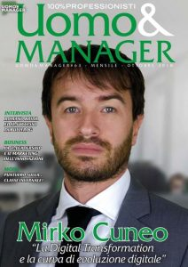 intervista su uomo & manager