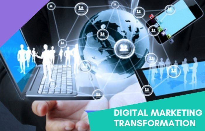 digital marketing transformation