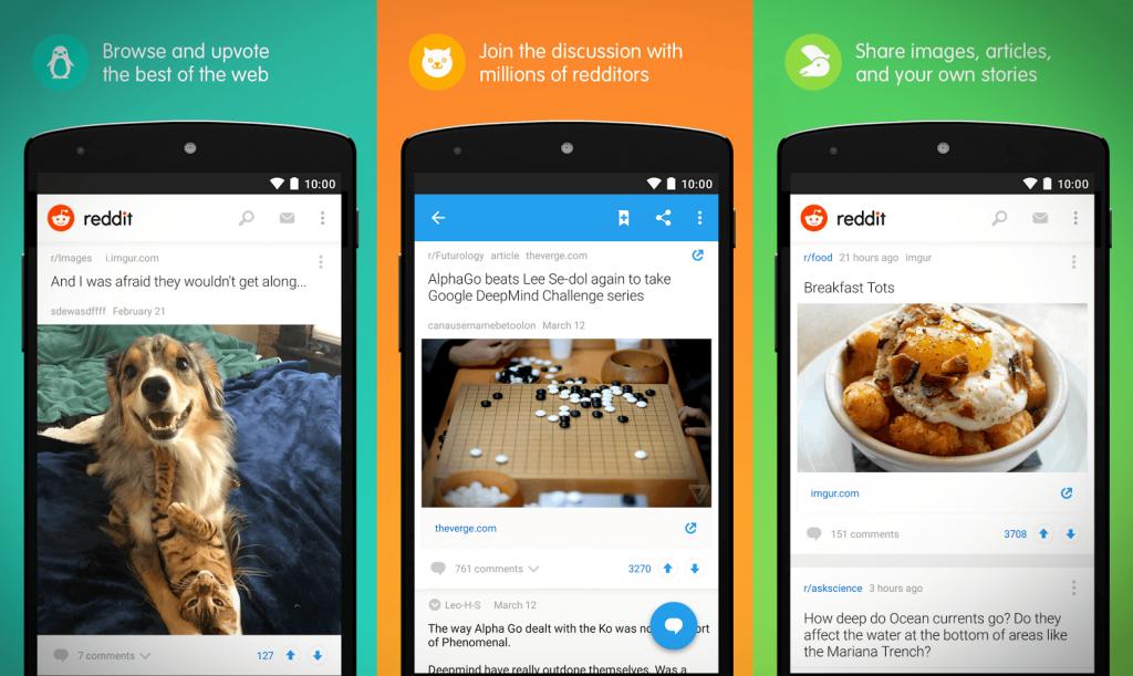 Aggiornamento App Reddit: nuova formattazione e visualizzazione di Wikisubreddit