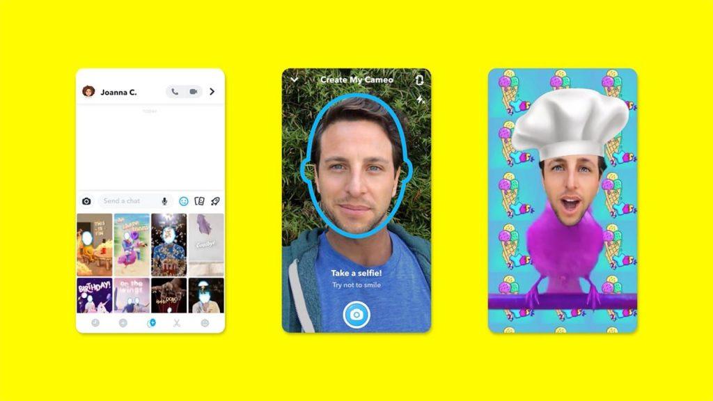 Snapchat: Cameos, la nuova funzionalità che crea video Deepfake