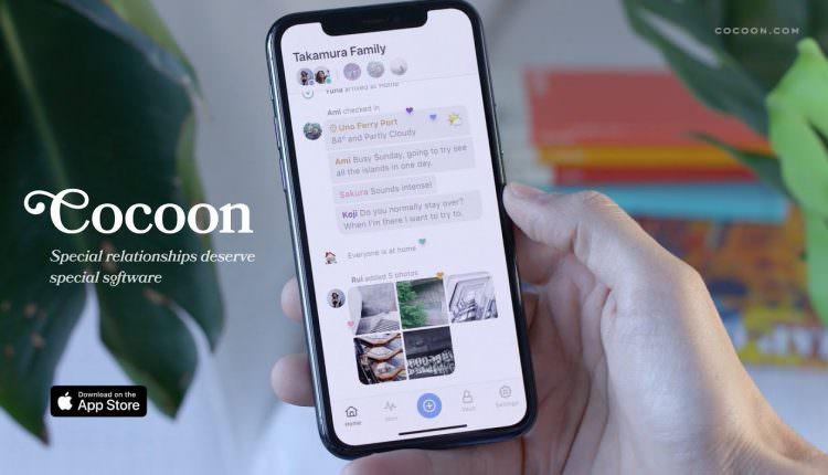 Cocoon: il nuovo social network per famiglie creato dagli ex dipendenti di Facebook