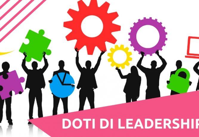 doti di leadership