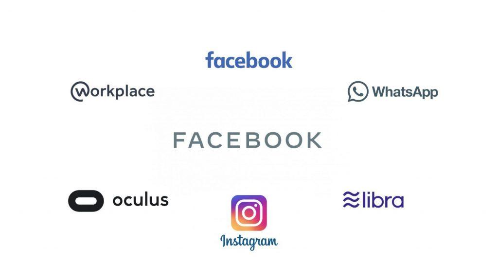 Facebook: nuovo logo e rebranding della società. Ecco cosa cambierà