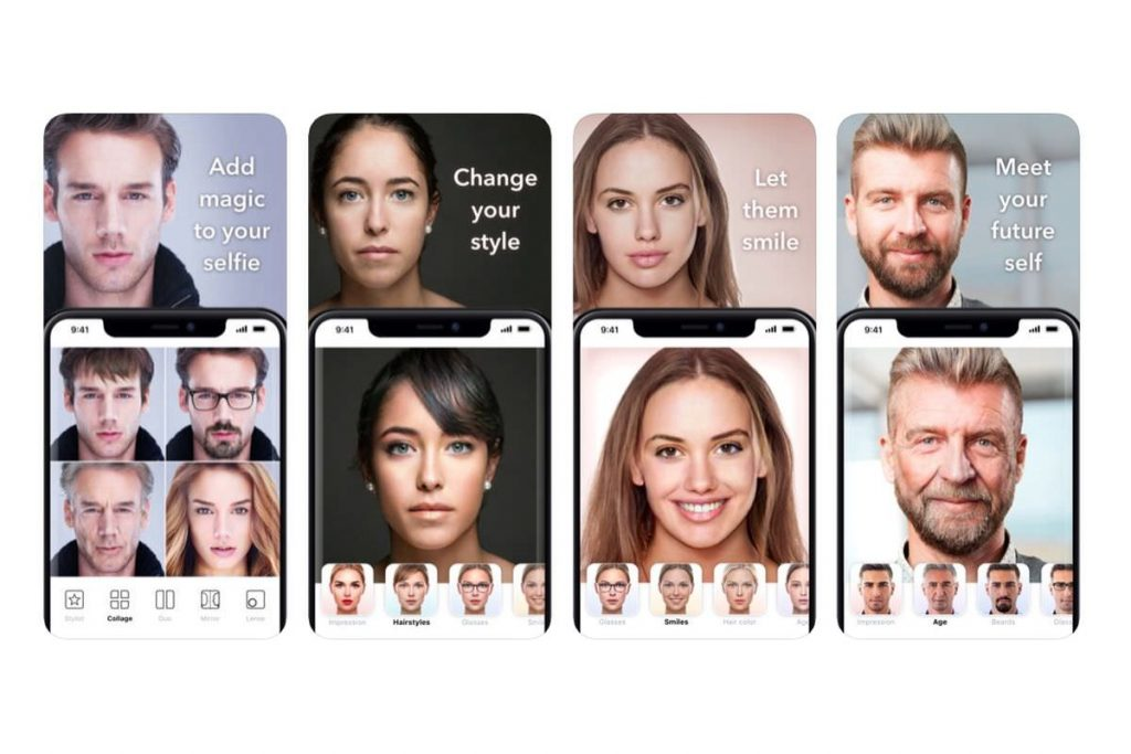 FaceApp e Privacy, l'app per invecchiare le foto è rischiosa?