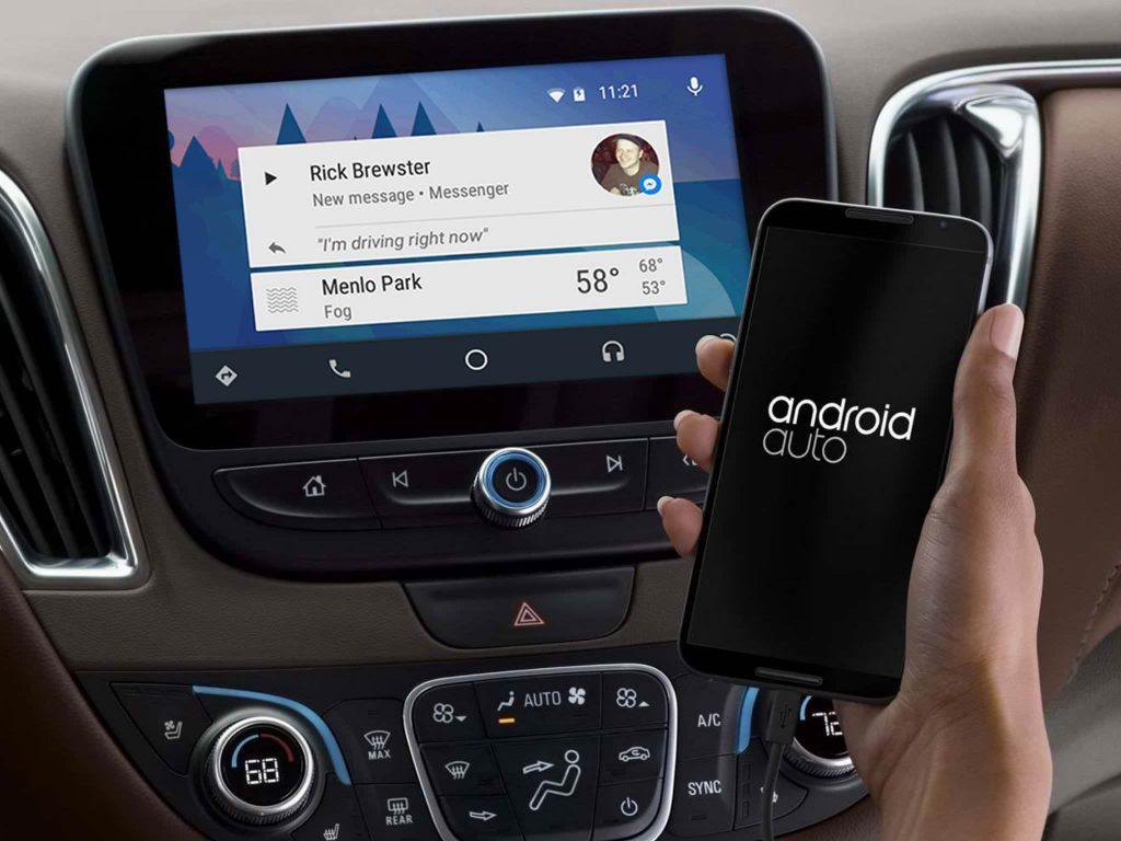 Nuovo Android Auto: l'aggiornamento di Google è finalmente pronto