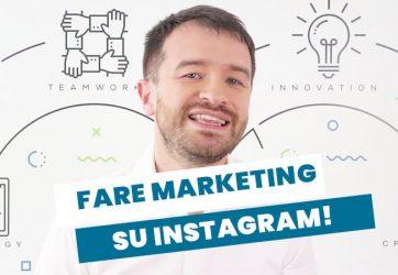 come fare instagram marketing