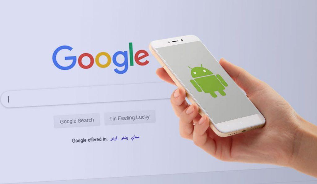"""Google """"Search Choice"""" obbligatoria per utenti Android UE nel 2020"""