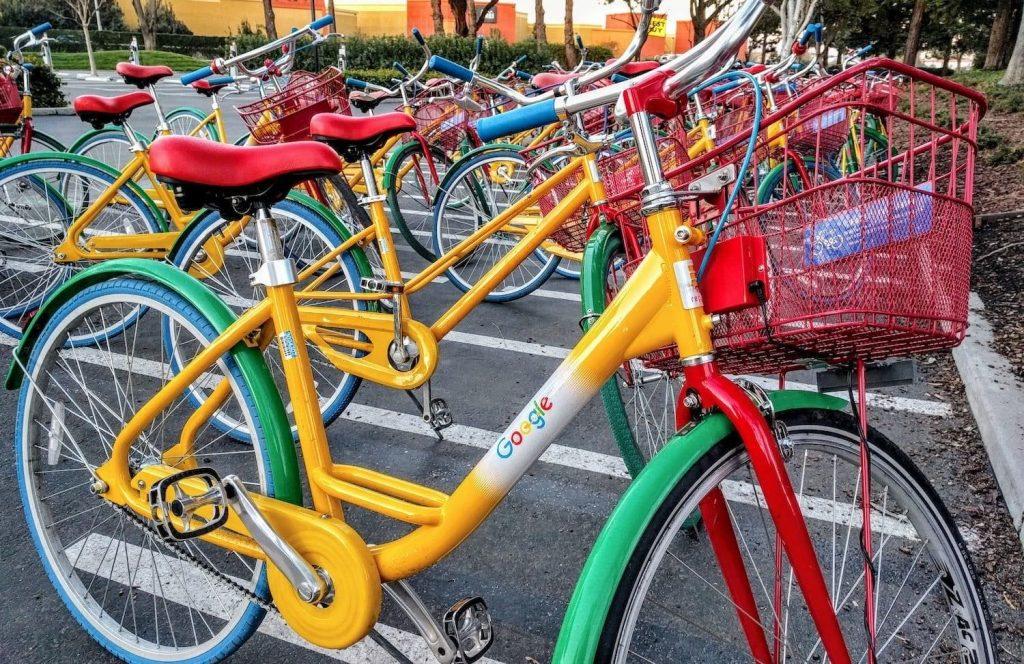 Google Maps e la nuova funzione di bike sharing nelle principali città