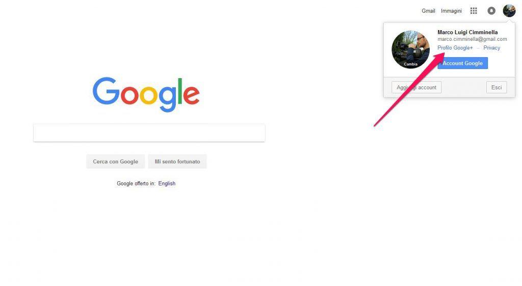 Google e Gmail unificheranno le foto del profilo utente