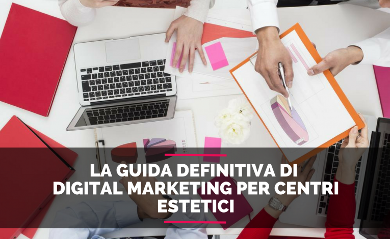 digital marketing per centri estetici