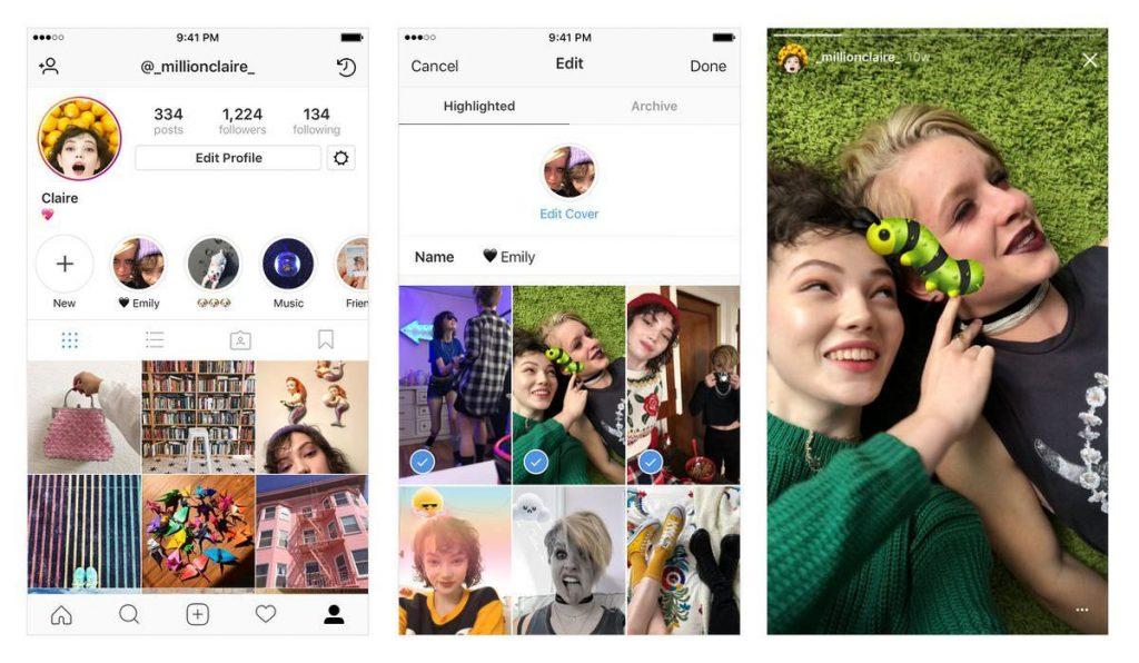 Instagram e nuove funzionalità: arrivano le griglie per le Storie