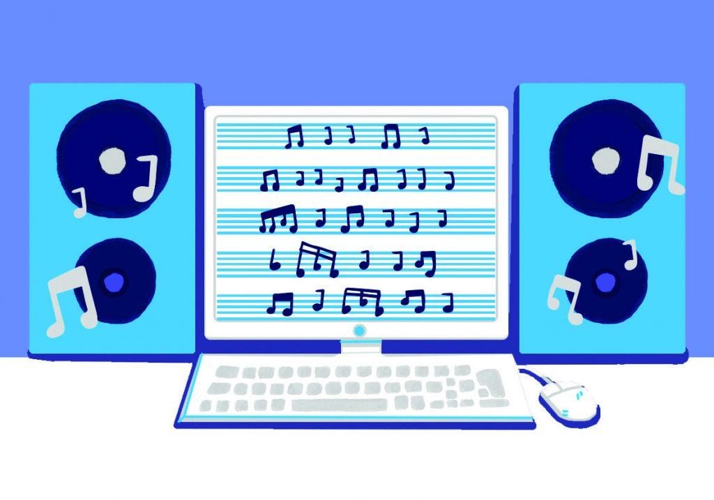 Tik Tok e intelligenza artificiale per creare musica con l'app