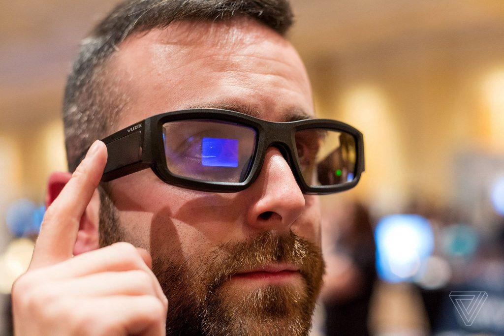 Occhiali intelligenti Vuzix Riconoscimento facciale