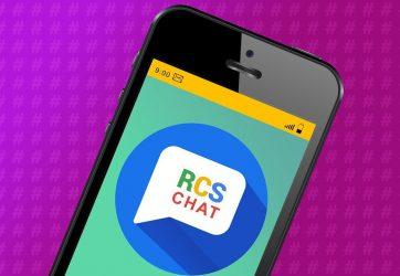 google chat rcs