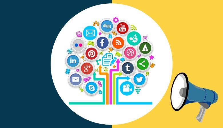 strategia di social media
