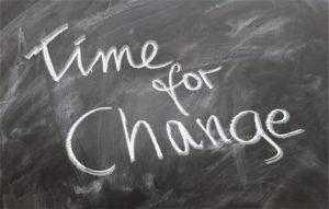 tempo di cambiamento