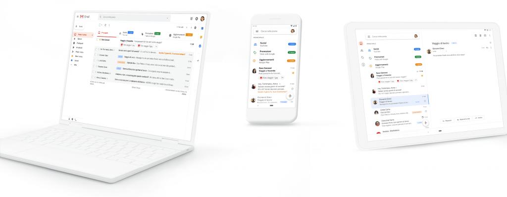 Gmail e la correzione ortografica tramite Intelligenza Artificiale