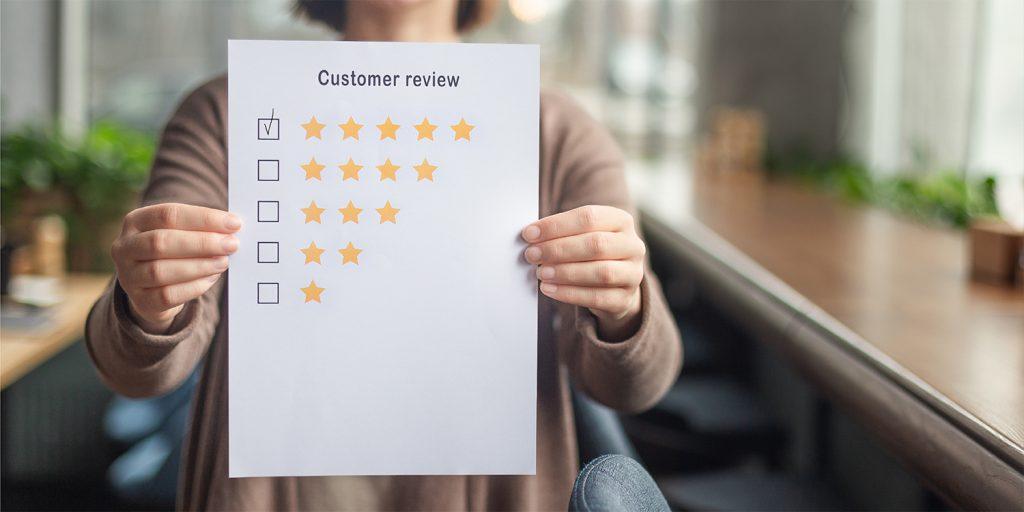 aumentare i clienti - richiedi feedback
