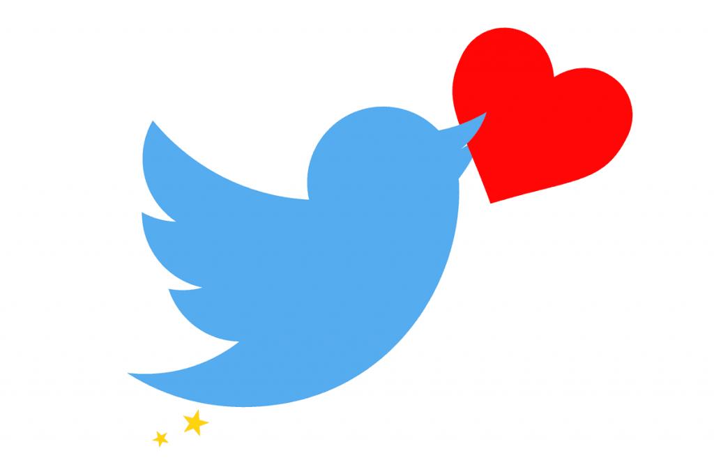 Twitter reaction copiate da Facebook