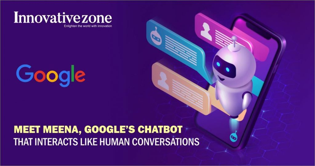 Google Meena chatbot
