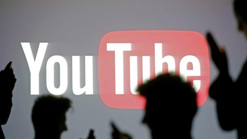 youtube schermata logo