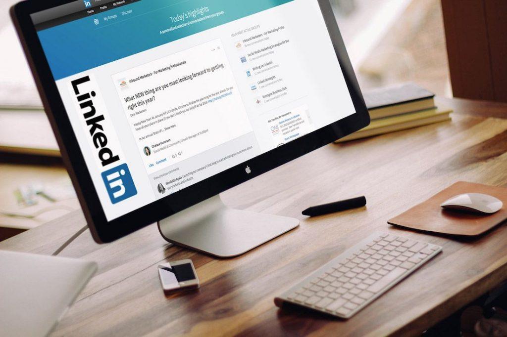 LinkedIn e Spotify