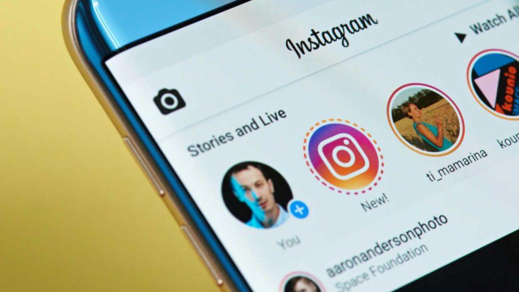 Instagram Storie in Evidenza