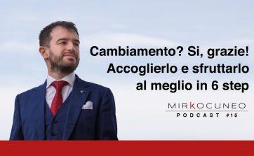 accogliere il cambiamento - podcast