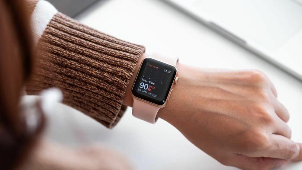 Apple watch e Facebook