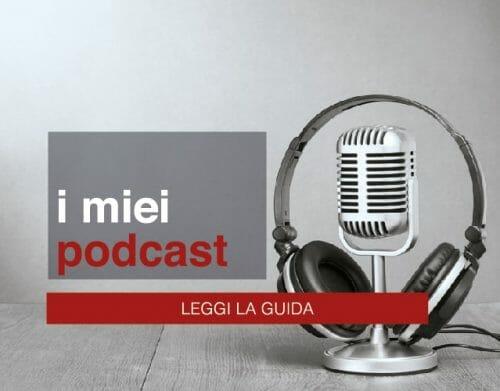 i-miei-podcast