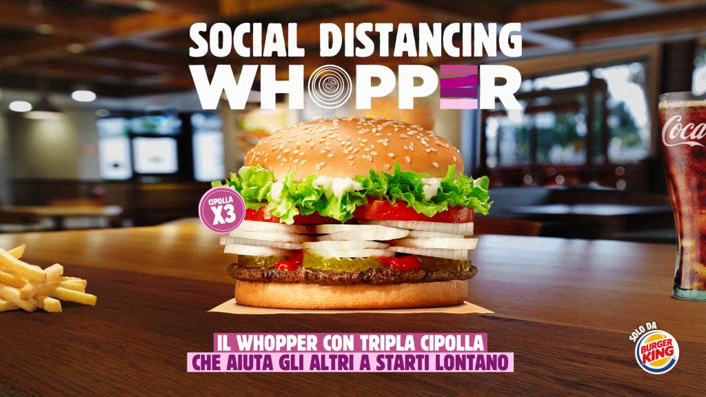 Riapertura Burger King