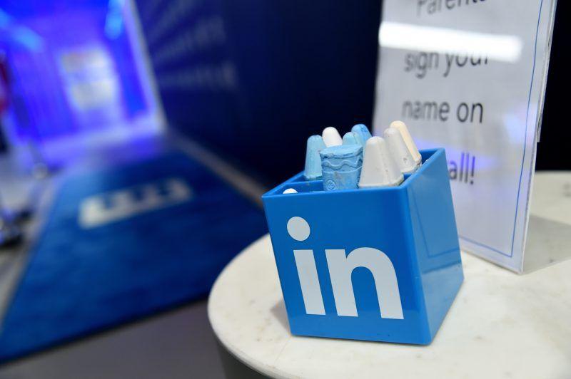 LinkedIn utenti in crescita