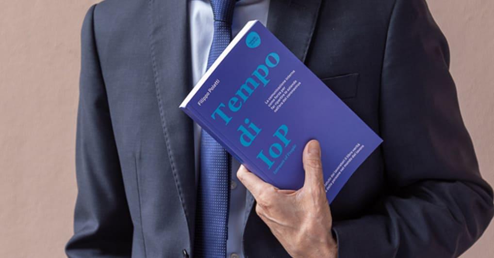 il nuovo libro di filippo poletti