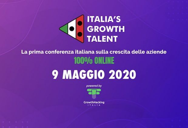 Italia's Growth Talent 2020