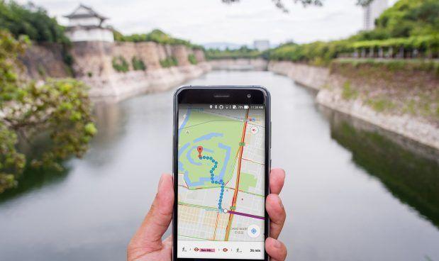 Google Maps aggiornamento per luoghi affollati