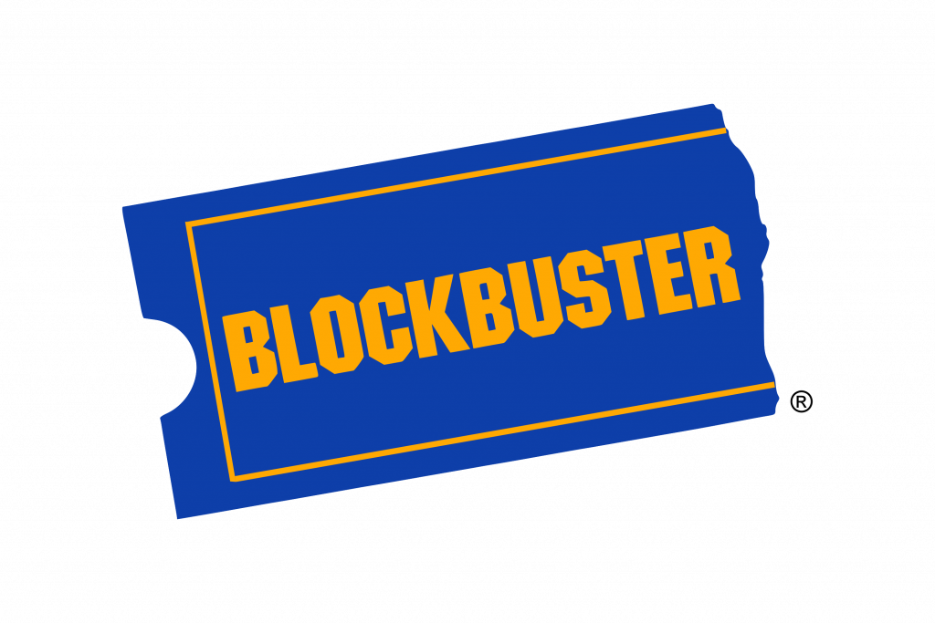 blockbuster diventa un b&b