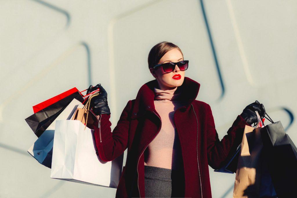 La moda in crisi. Calo del fatturato.